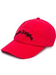 Palm Angels Logo Cp Red