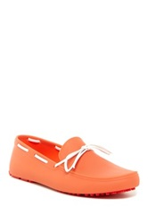 Hunter Original Driving Shoe Orange