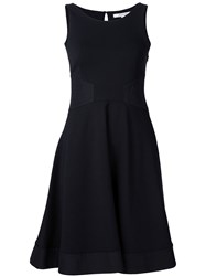 Dorothee Schumacher Corset Detail Sleeveless Dress Black