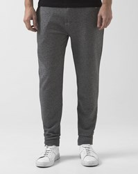 Kenzo Anthracite Grey Tiger Patch Jogging Trousers