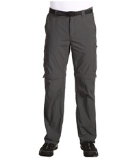 Columbia Silver Ridge Convertible Pant Grill Men's Clothing Gray