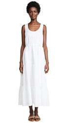 Jenni Kayne Slim Band Dress White