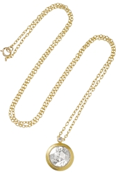 Munnu 22 Karat Gold Diamond Necklace
