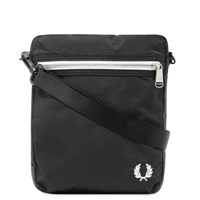 Fred Perry Authentic Side Bag Black