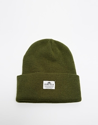 Penfield Classic Beanie Hat Green