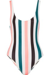 Solid And Striped The Anne Marie Swimsuit Jade