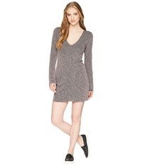 Lucy Love Roam Free Dress Carbon Gray
