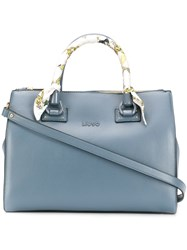 Liu Jo Manhattan Tote Blue