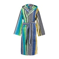 Missoni Home Stan Hooded Bathrobe 170 Multi