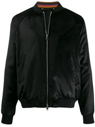Paul Smith Fitted Bomber Jacket 60