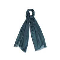 Wtr Green 100 Cashmere Scarf