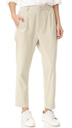 Ayr The Shale Pants Khaki