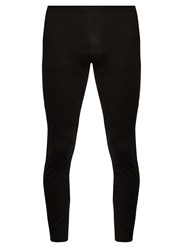 Mover Base Layer Merino Wool Leggings Black
