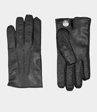 Vivienne Westwood Hand Stitch Gloves Black