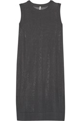 Soyer Stretch Knit Tunic Anthracite