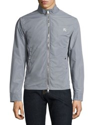 Burberry Brighton Jacket Light Grey