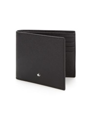 Montblanc Saffiano Leather Wallet Black