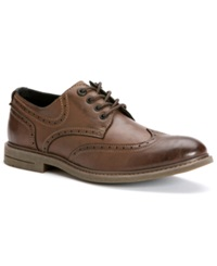 Calvin Klein Jeans Milo Wing Tip Oxfords Men's Shoes