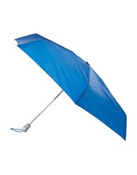 Totes Micro Umbrella Blue