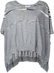 Astraet Oversized Sweater Women Cotton One Size Grey