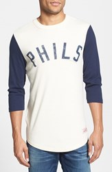 Men's Mitchell And Ness 'Mlb Batter Phillies' Cotton Baseball T Shirt