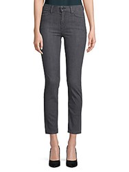 Genetic Denim Audrey High Rise Ankle Jeans Savile Row