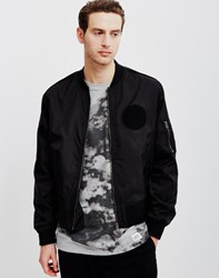 Cheap Monday Rank Bomber Jacket Black