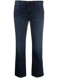 Love Moschino High Rise Cropped Jeans 60