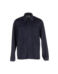 The Editor Coats And Jackets Jackets Men Dark Blue