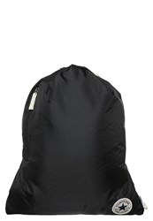 Converse Cinch Rucksack Black