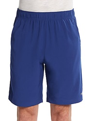 Fila Fueled Shorts Blue Depth