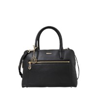 Dkny Tribeca Double Zip Satchel Bag