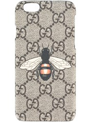 Gucci Bee Iphone 6 Case Nude Neutrals