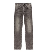 Allsaints All Saints Raveline Cigarette Jeans Male Grey