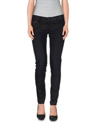 Gas Jeans Gas Denim Denim Trousers Women Black