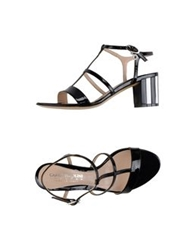 Carlo Pazolini Couture Sandals Black