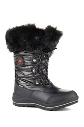 Cougar Cranbrook Faux Fur Mid Shaft Boot Black