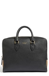 Burberry Men's Horton Leather Briefcase