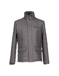 Enrico Coveri Jackets Grey
