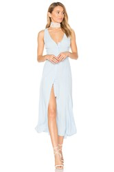 Privacy Please Lomax Dress Baby Blue