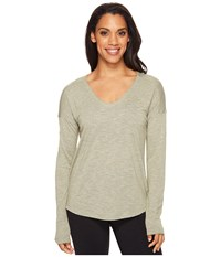 Lole Pavi Top Lichen Women's Clothing Gray