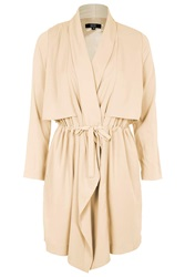Trench Style Coat By Goldie Beige