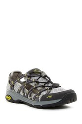 Chaco Outcross Evo Neon Sneaker Yellow