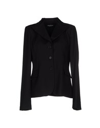 Adele Fado Suits And Jackets Blazers Women Black