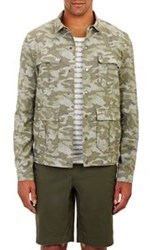 Atm Anthony Thomas Melillo Field Jacket Green