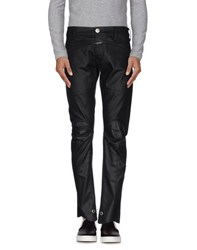 Marithe' F. Girbaud Le Jean De Marithe Francois Girbaud Denim Denim Trousers Men Black