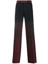 Missoni Wide Leg Gradient Tailored Trousers 60