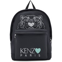 Kenzo Grey Limited Edition Tiger Backpack