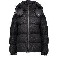 Valentino Puffy Jacket Nero