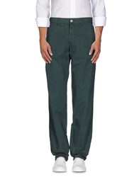 Murphy And Nye Trousers Casual Trousers Men Dark Green
